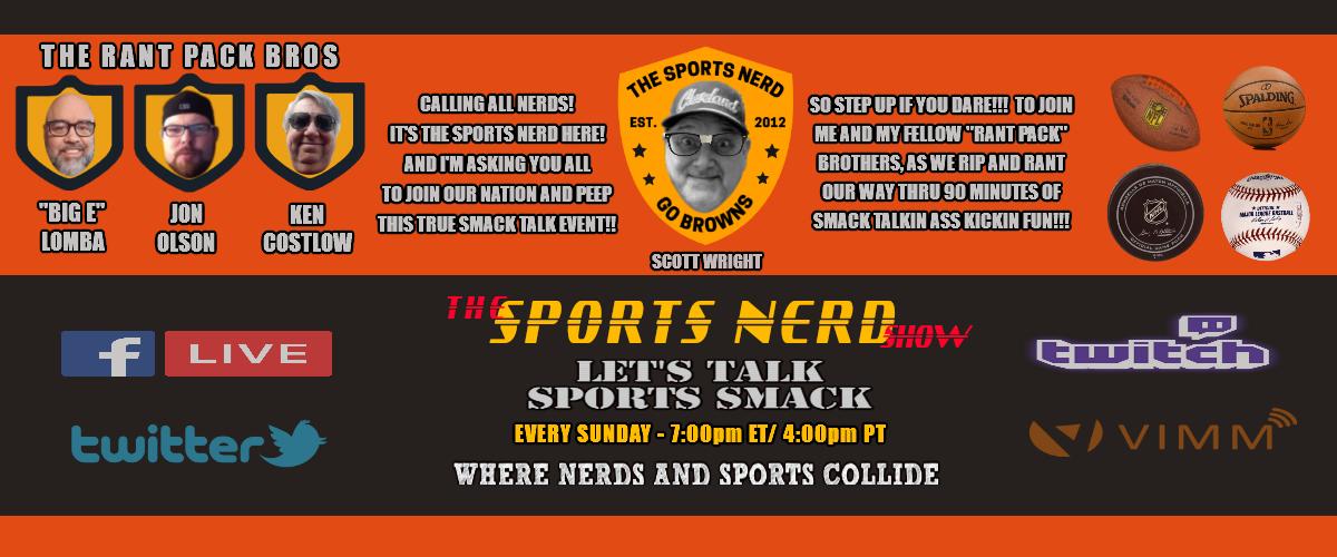 The Sports Nerd Show